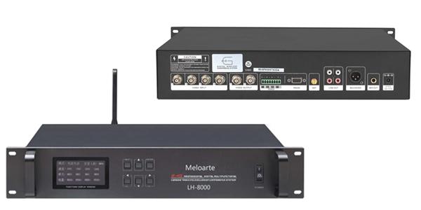 2.4G无线脉冲会议主机