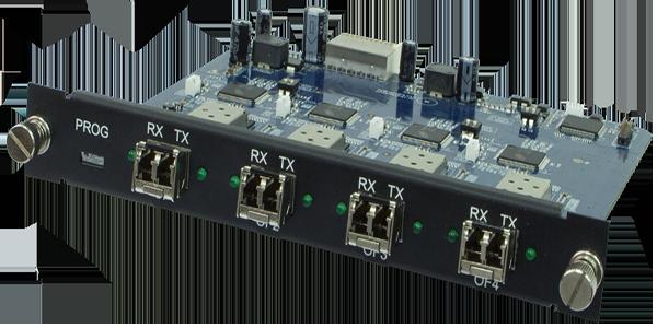 光纤输入/输出板卡
