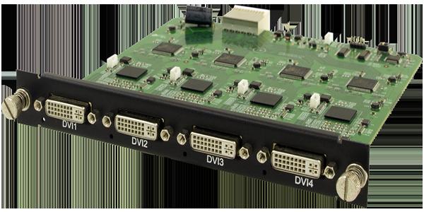 DVI输入/输出板卡